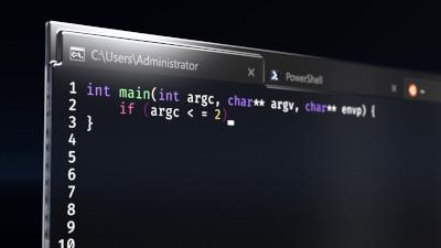 windows terminal screenshot
