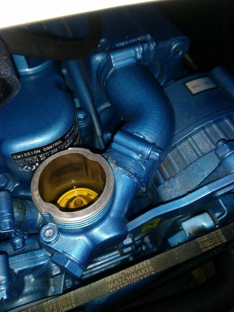 remplacement liquide refroidissement