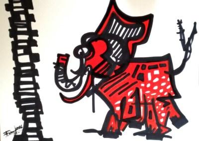 Petit elephant