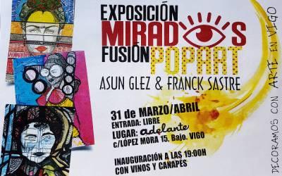 Miradas Fusión PopArt, Vigo, Espanha