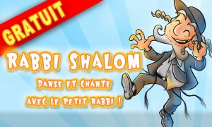 Le Rabbin qui danse et chante sur iPhone et Android