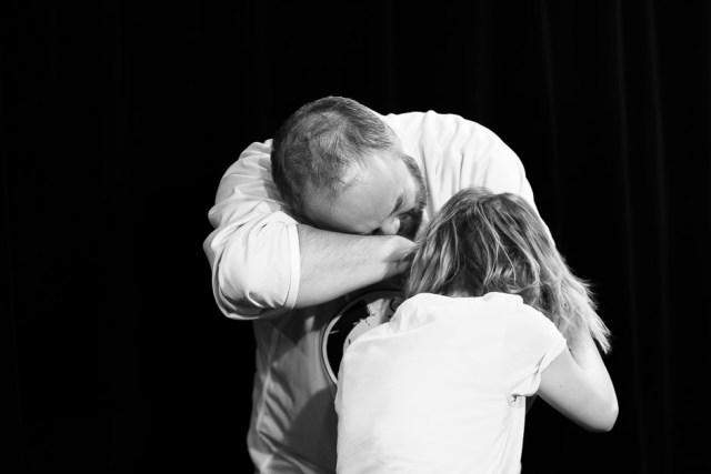 Sylvain Vigneau et Émilie Jean