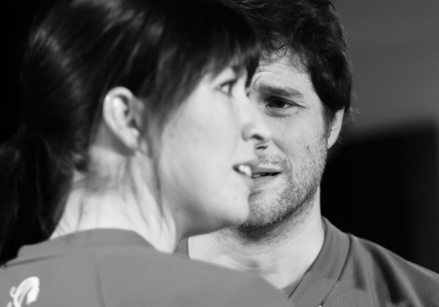 Ariane Guénette-Mainguy et Sébastien Dorval
