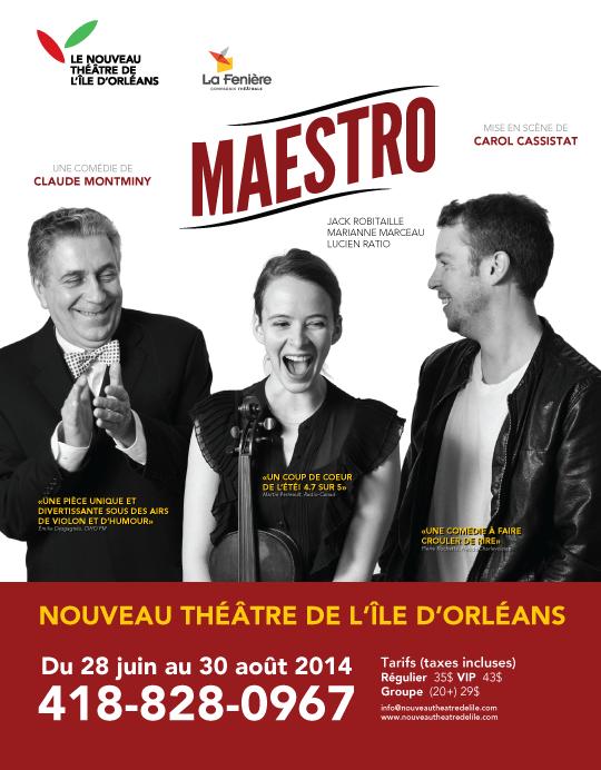 Nouveau Théâtre de l'Île d'Orléams