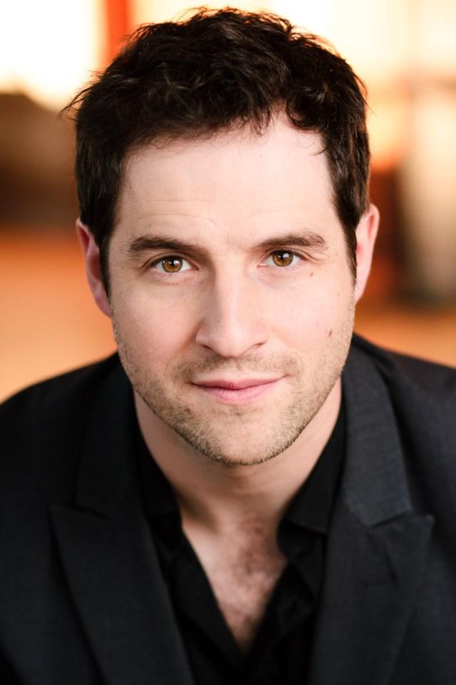 Sébastien Dorval, comédien