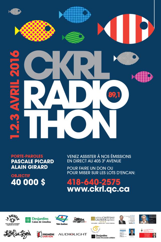 Radiothon CKRL 2016