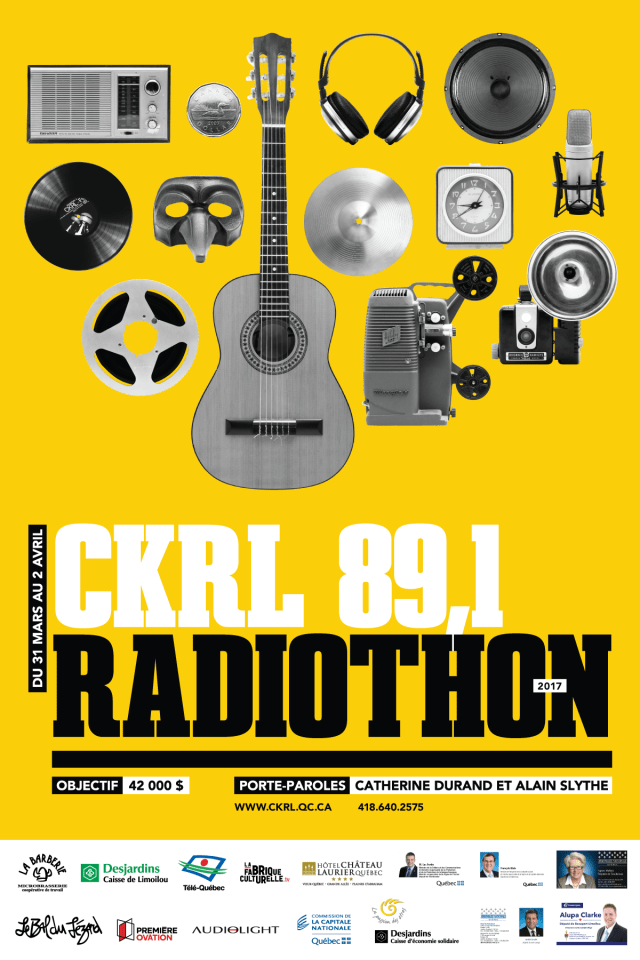 Radiothon CKRL 2017