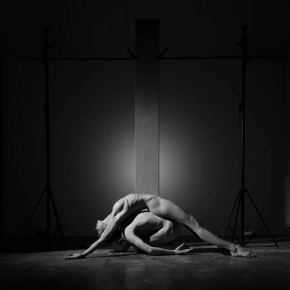 couple, corps, nu, photography, nude
