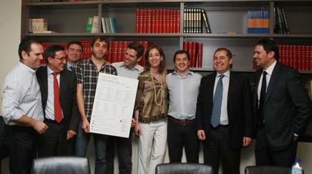 Foto de  la firma 11870.com - Vocento (blog de Jesús Encinar)