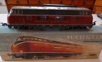 Locomotive Marklin Diesel n° 3021