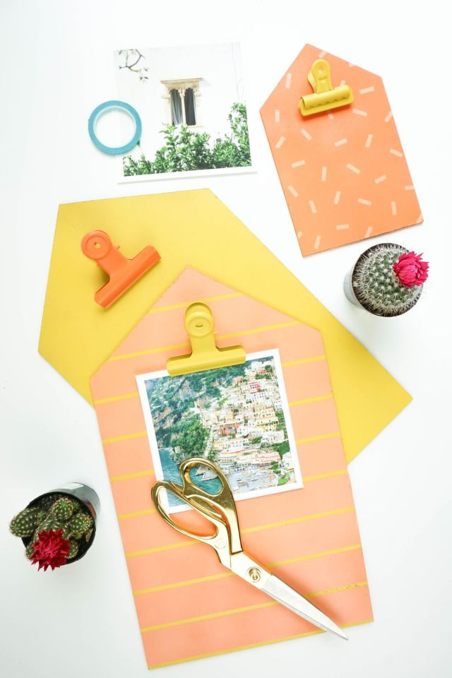 House Shaped Clipboards | Francois et Moi