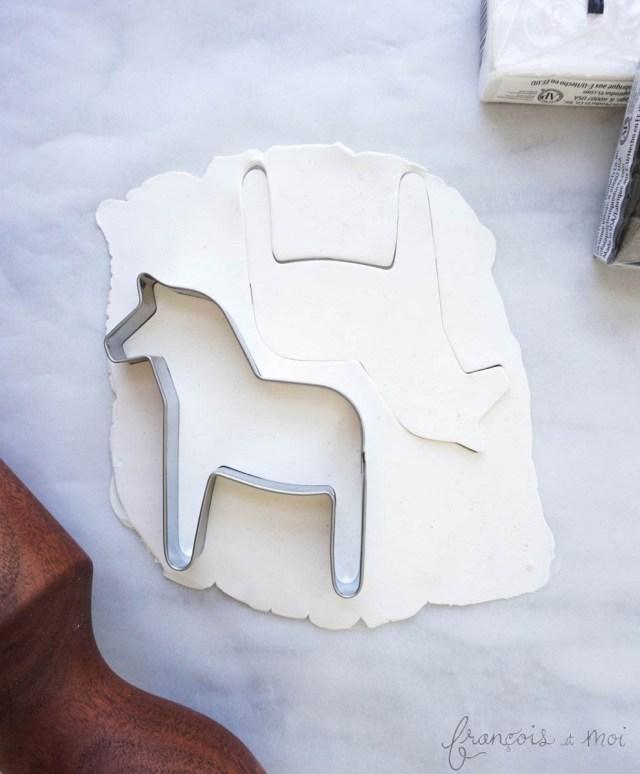Make Dala Horse Ornaments | Francois et Moi