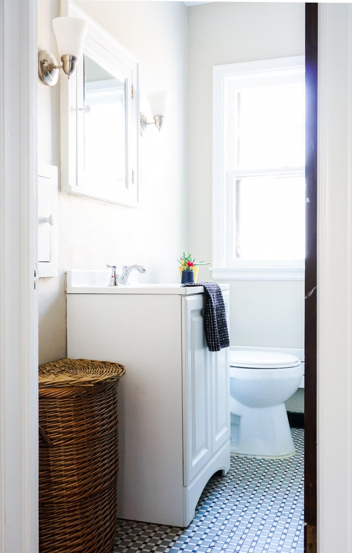 Francois Renovates: Bed & Bath