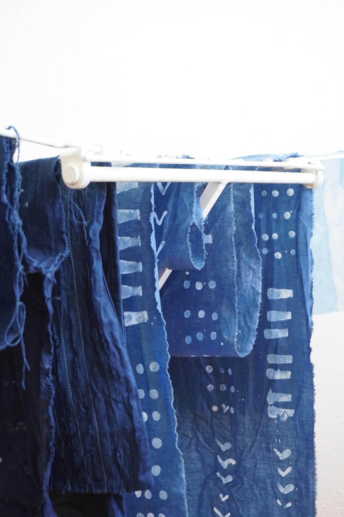 Batik Indigo Mudcloth DIY | Francois et Moi