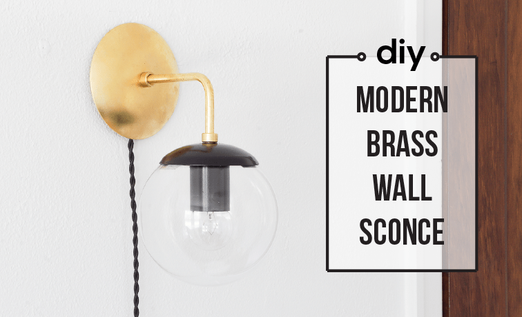 "Take my new class on ""How to Build a Brass Wall Sconce"" through Skillshare! The first 25 peeps enroll for FREE!"