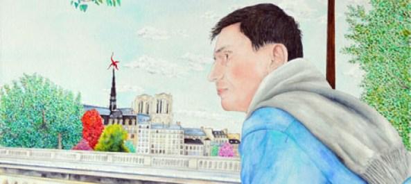 Notre Dame Paris Portrait vignette