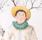 Pierrot tête