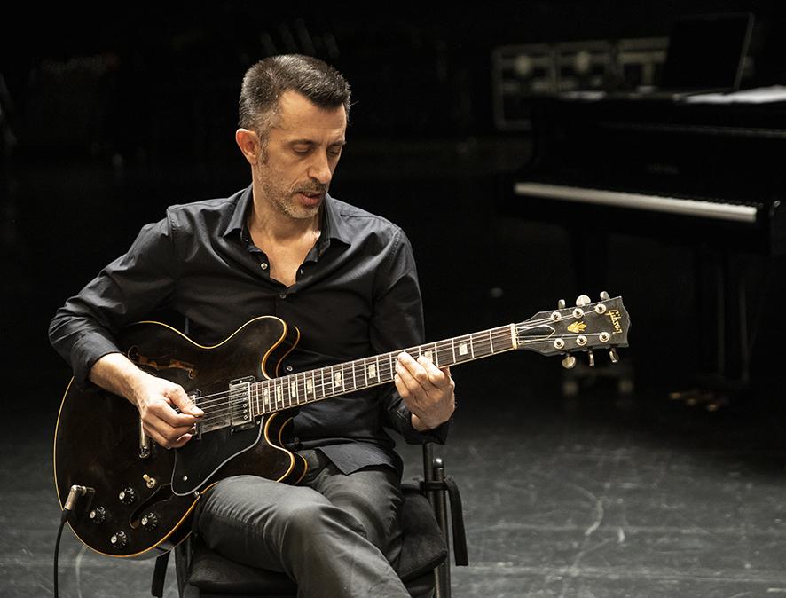 François Lopez (guitare)