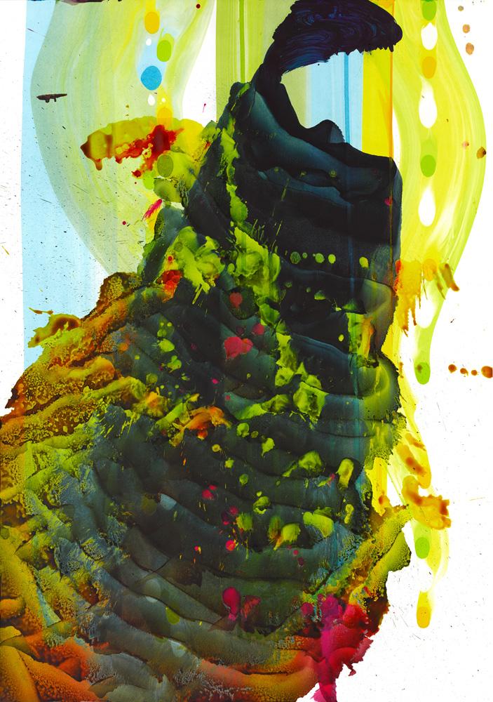 Acrylique & Huile 100x70cm