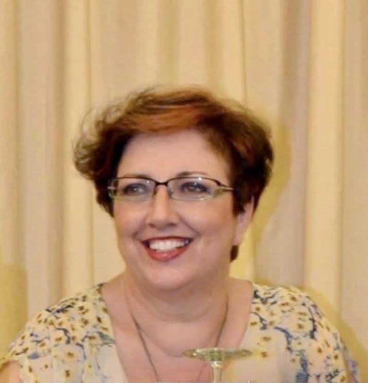 La poetessa Anna Lauria