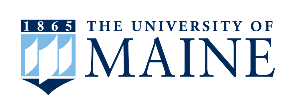 This is the logo for the University of Maine.