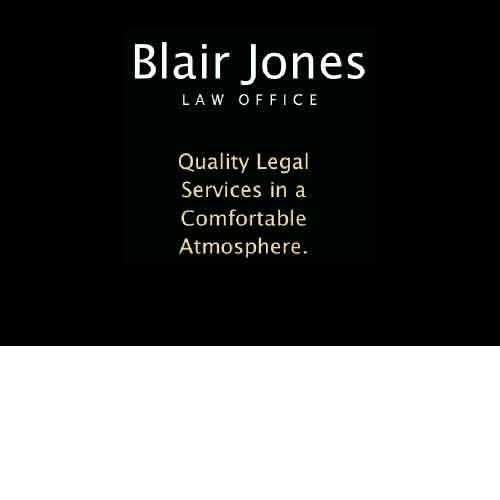 Blair Jones, Law Office