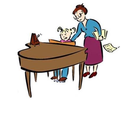 Leçons de piano privées