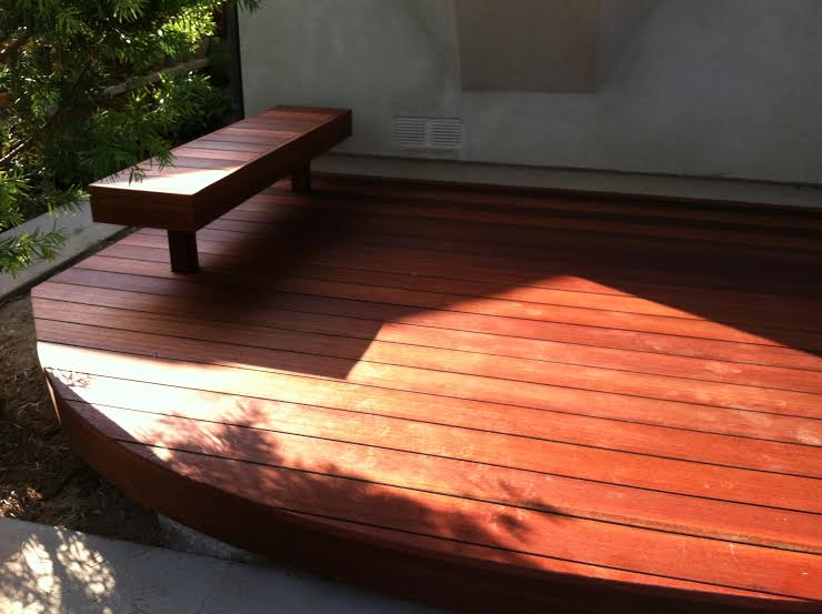 Wood Patios U0026 Decks LA
