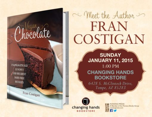 Vegan Chocoate-Flyer Changing Hands 1.11.15