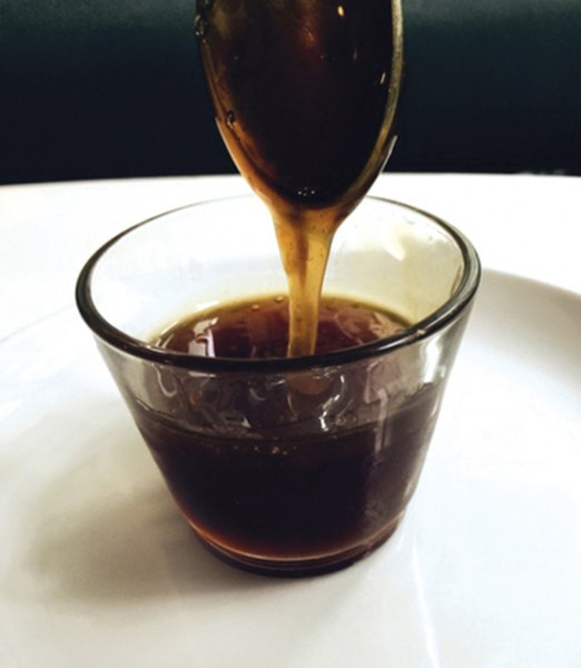 Vegan Orange Blossom Honey for Rosh Hashanah