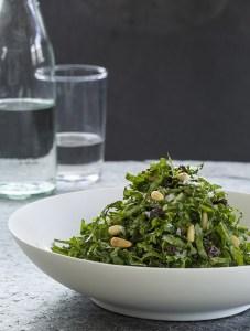 Kale Salad from Crossroads by Tal Ronnen