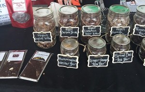 Vegan Trends at Expo East