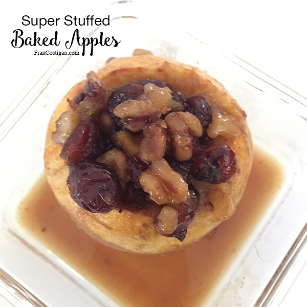 Super Stuffed Baked Apples
