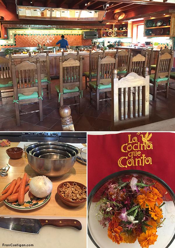 Cooking Class at Rancho La Puerta