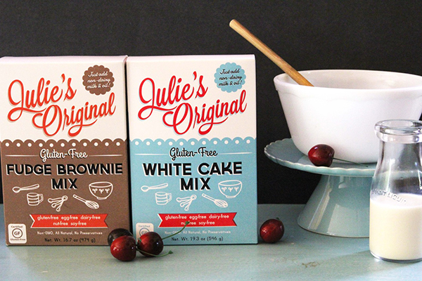 Julie's Original Gluten-Free Cake Mix