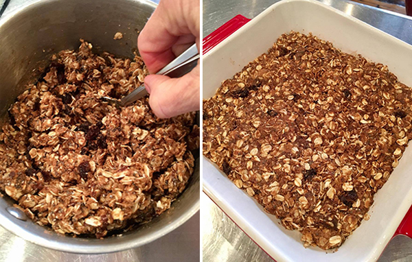 Dynise Balcavage's No-Bake Energy Bars