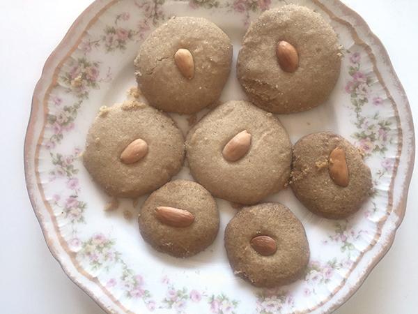 Tahina Cookies