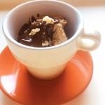Peanut Butter Mousse Cups