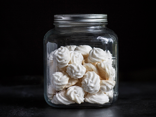 Almond Meringue Cookies from The Wicked Healthy Cookbook