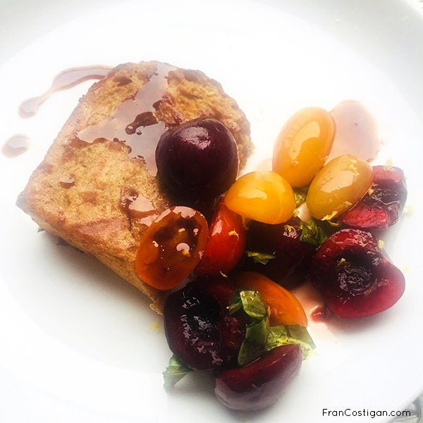 Fran Costigan's Vegan Savory and Sweet French Toast