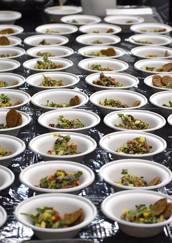 Versatile Vegetable Salad demo samples