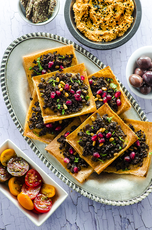 Crispy Mini Meatless Pies