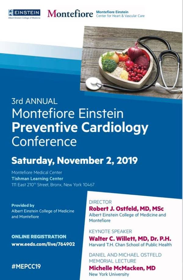 3rd Annual Montefiore Einstein Preventive Cardiology Conference