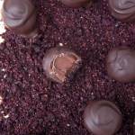 Lagusta's Blueberry Black Current Truffles