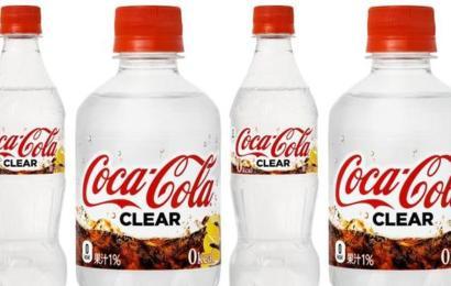 Sale al Mercado Coca Cola Clear «Transparente»