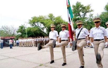 Decreta Gobernador Creación del Sistema de Bachilleratos Militarizados del Estado de Tamaulipas