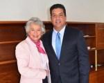 Sostiene Gobernador reunión de trabajo con próxima Secretaria de Gobernación