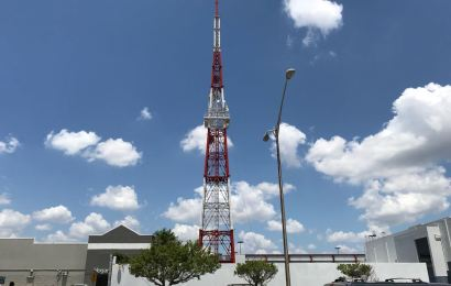 Joven se Suicida Lanzándose de la Antena de Televisa en Matamoros