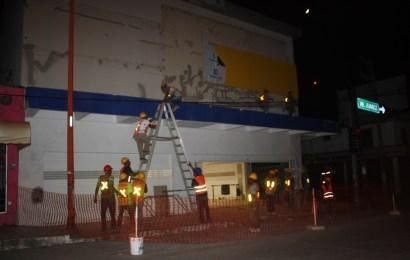 Tragedia en Tienda Coppel de Cd. Mante