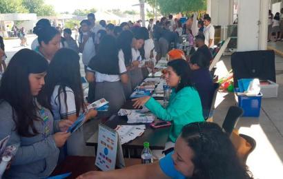 Poder Judicial participa en Semana Nacional de Salud del Adolescente